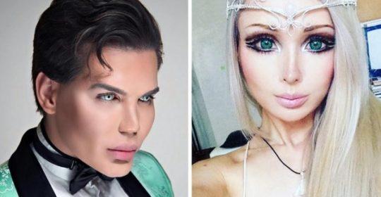 Ken vs Barbie in het 'echte leven'…